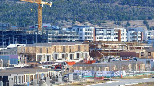 Canberra remains the costliest place to rent a house, as the population booms.