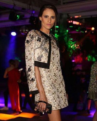 Model Fernanda Tavares