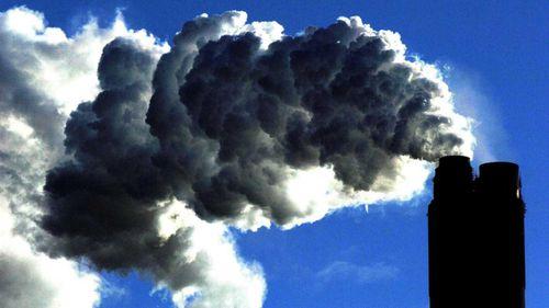 Coal fumes.