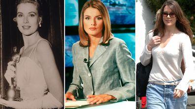 Grace Kelly, Letizia Ortiz Rocasolano, Mary Donaldson