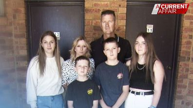 Family of six left homeless after tenants refuse to leave for 12 months