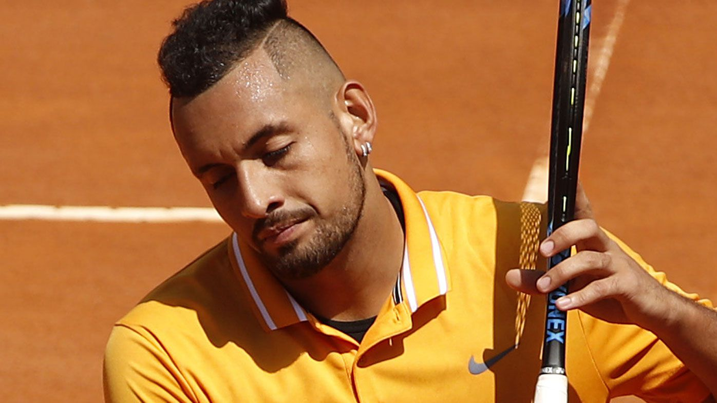 Nick Kyrgios 'baited' into podcast that makes him tennis outcast: Todd Woodbridge