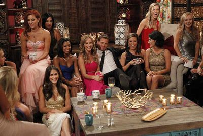 Cases in point: <i>The Bachelor</i> everywhere in the world. Trust issues, much?!<br/><br/>Image: ABC US