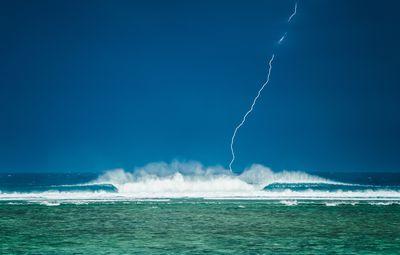 'Pumping Lightning'