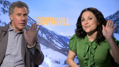 Will Ferrell and Julia Louis-Dreyfus reveal their rap names