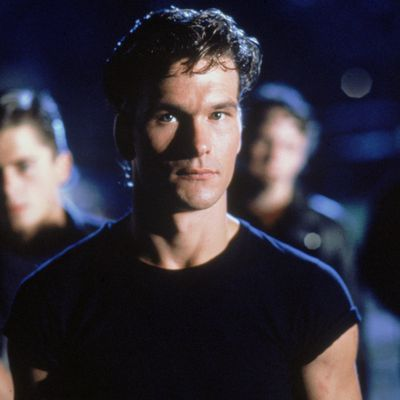 Patrick Swayze, The Outsiders: 30 years old
