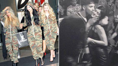 Kardash bash: Kylie Jenner's star-studded <i>Alice in Wonderland</i>-themed sweet 16 birthday party