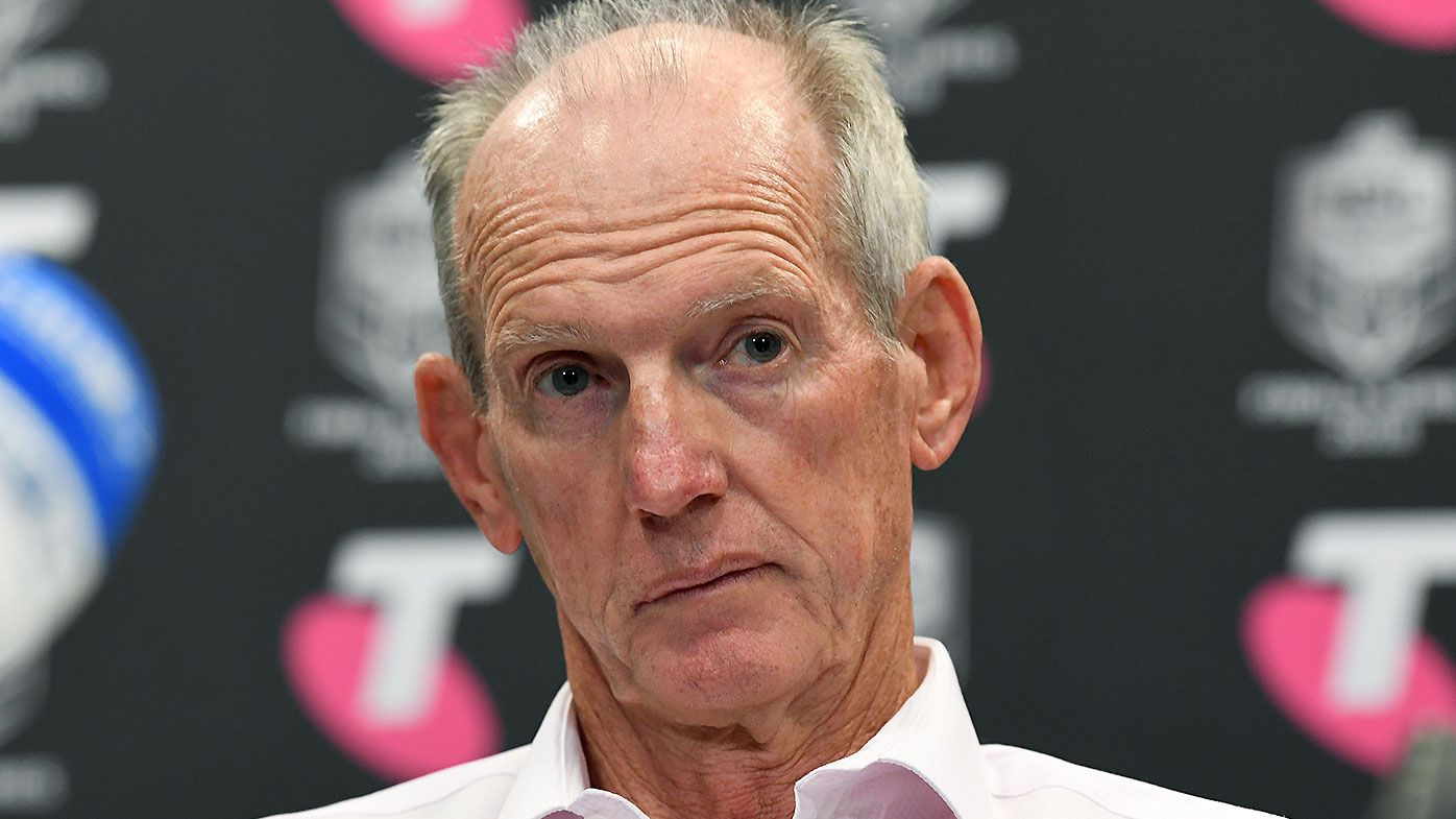 Wayne Bennett shopped to Wests Tigers as Cleary replacement: report