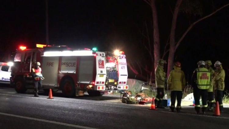 Child among three dead in NSW South Coast vehicle  crash