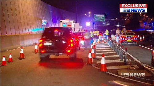 The move will affect those who blow a blood alcohol reading of between 0.05 and 0.08. (9NEWS)