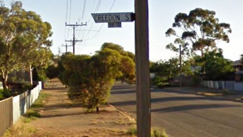 Creedon Street in Broken Hill. Picture: Google Maps