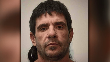 Laurie John Dodd, 44, was not handcuffed while being guarded by private contractors and one of the guards went within reach of the prisoner before being put in a headlock and forced to release him.