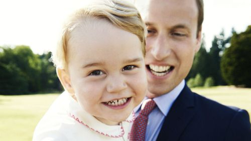 Prince George thinks he is three, Duchess Kate says