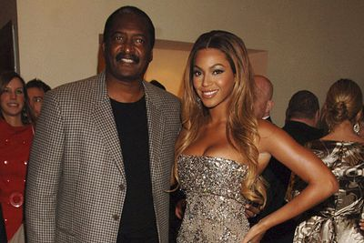<b>Beyonce Knowles' dad</b><p><br/>This guy pretty much created Destiny's Child around his talented daughter, and rumour has it he was responsible for the sackings/resignations and eventual break-up of the band. All good, next he launched her solo career and the rest is history. Thanks Daddy!<br/>