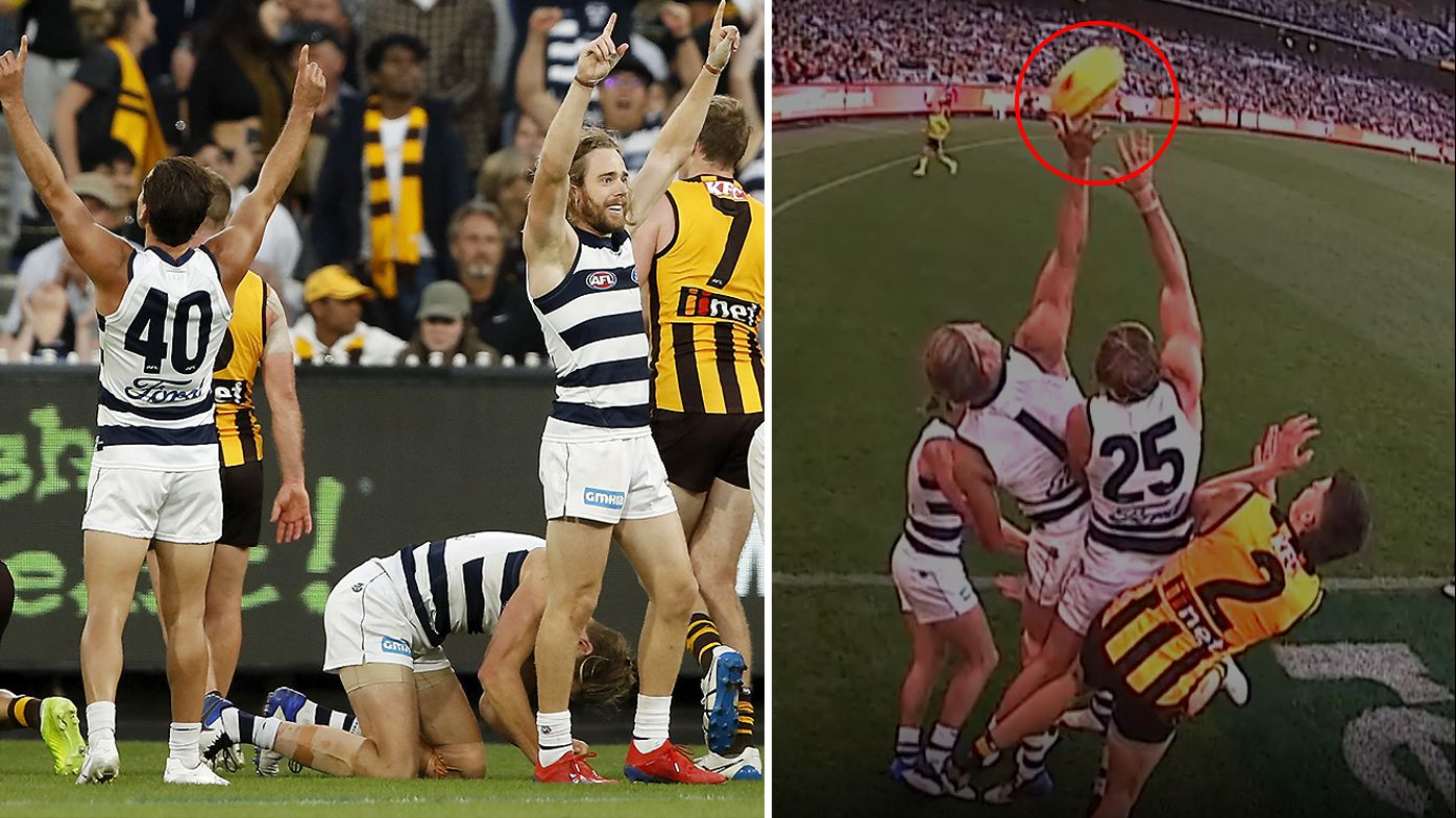 Geelong vs Hawthorn