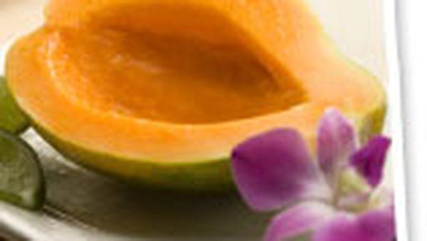 Perfect papaya