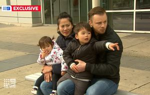 Perth family's relief at coming home as WA record's biggest COVID-19 jump since May