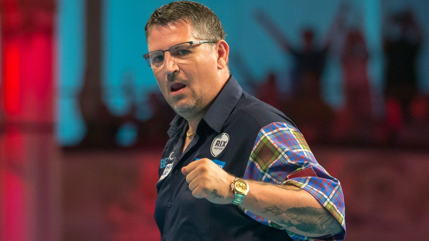 Darts rivals Gary Anderson, Wesley Harms accuse each other of farting