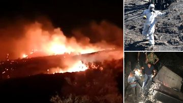Police investigate mystery night explosion in Cyprus.