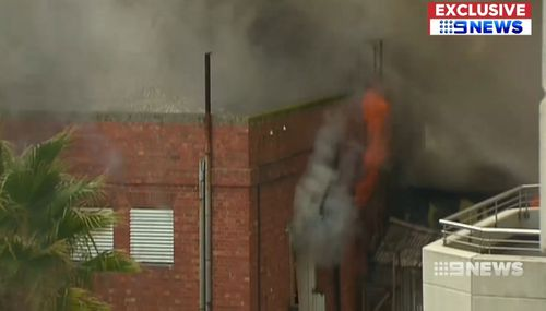 A martial arts club gutted in a deliberately lit city blaze in Adelaide three years ago has risen from the ashes.