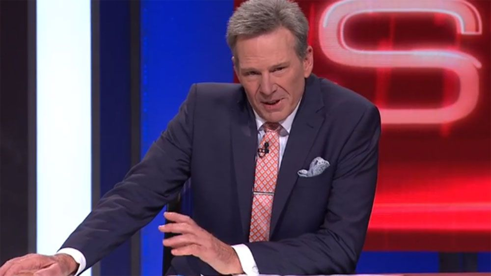 AFL Footy show host fires back at Geelong star Patrick Dangerfield over Caitlyn Jenner comments