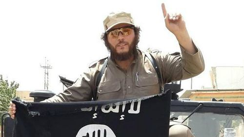 Sydney jihadi Khaled Sharrouf is wanted by the AFP.