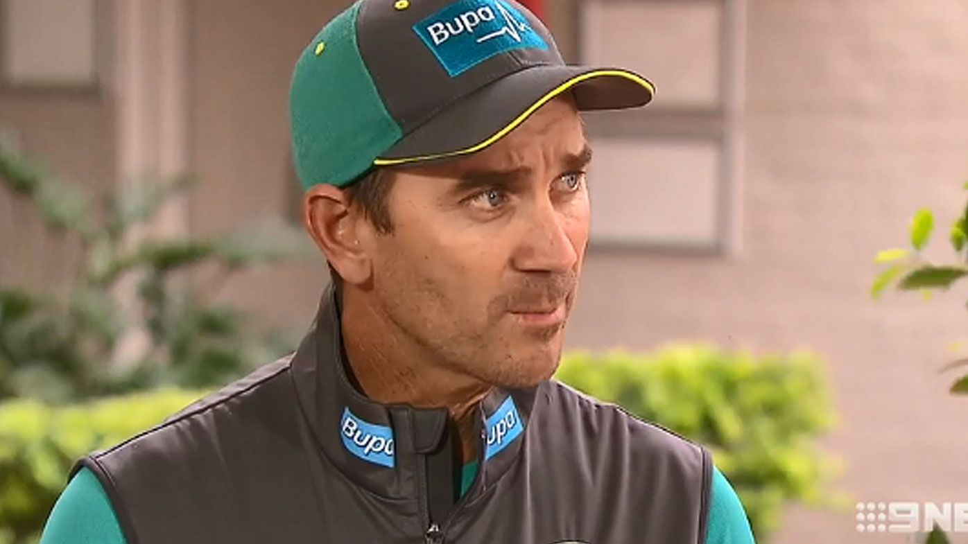 New Australian cricket coach Justin Langer sends message to players about 'expected behaviour'