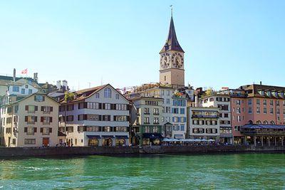 <strong>9. Z&uuml;rich, Switzerland</strong>