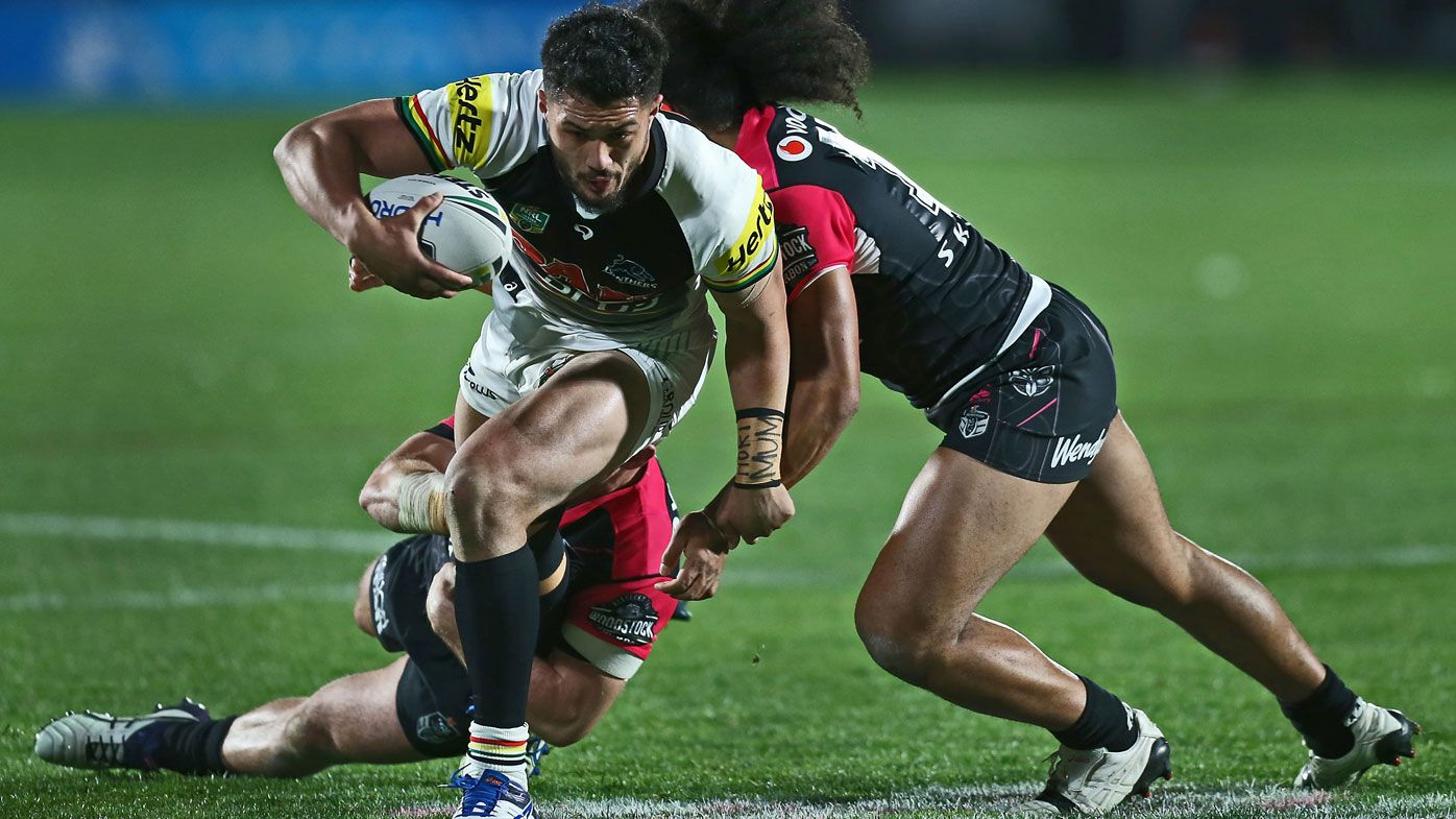 NRL live stream: How to stream Penrith Panthers vs New Zealand Warriors on 9Now