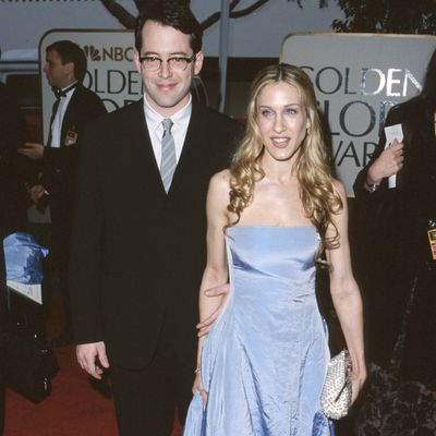 Matthew Broderick andSarah Jessica Parker