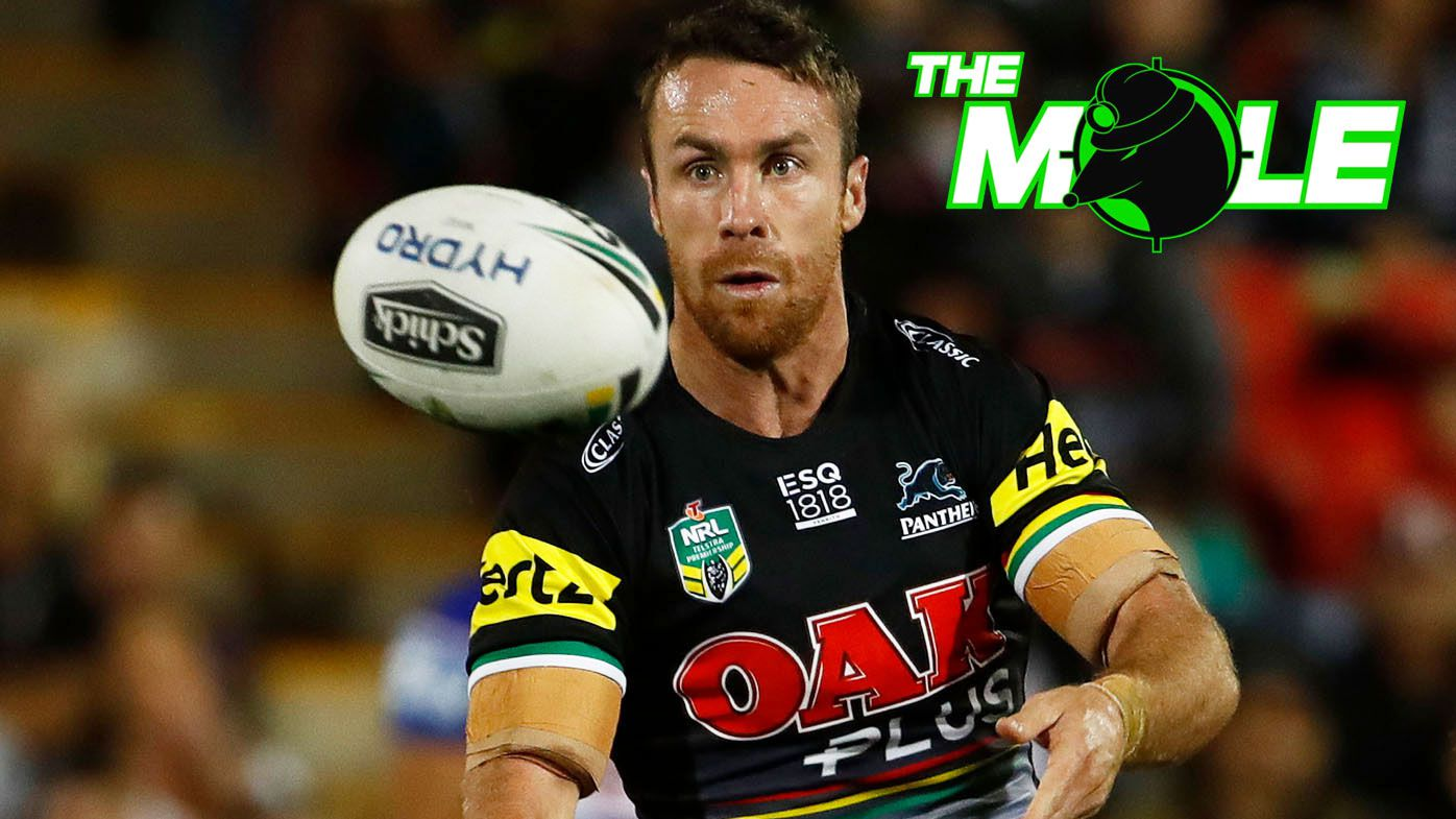 NRL: Penrith Panthers at risk of losing star skipper James Maloney to England