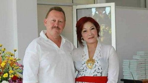 'Unhappy marriage' led to Bali murder of Australian businessman
