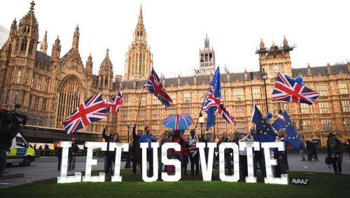 Brexit news update uk politics