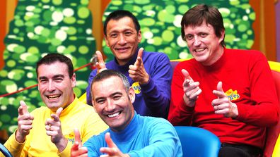 The Wiggles, Greg Page, Anthony Field, Jeff Fatt, Murray Cook