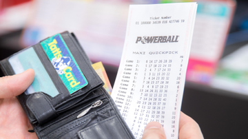 'My dog ate my ticket': Phoney liars try to get hands on $55m lotto win