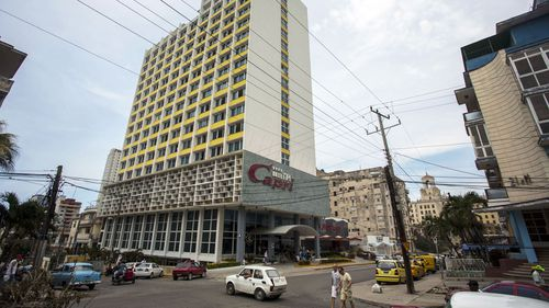 "New details about a string of mysterious ""health attacks"" on US diplomats in Cuba indicate the incidents were narrowly confined within specific rooms or parts of rooms. (AP)"