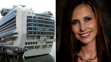 Kristy Manzanares was bashed to death by her husband during a cruise.