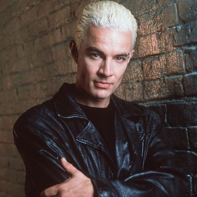 James Marsters: Then...