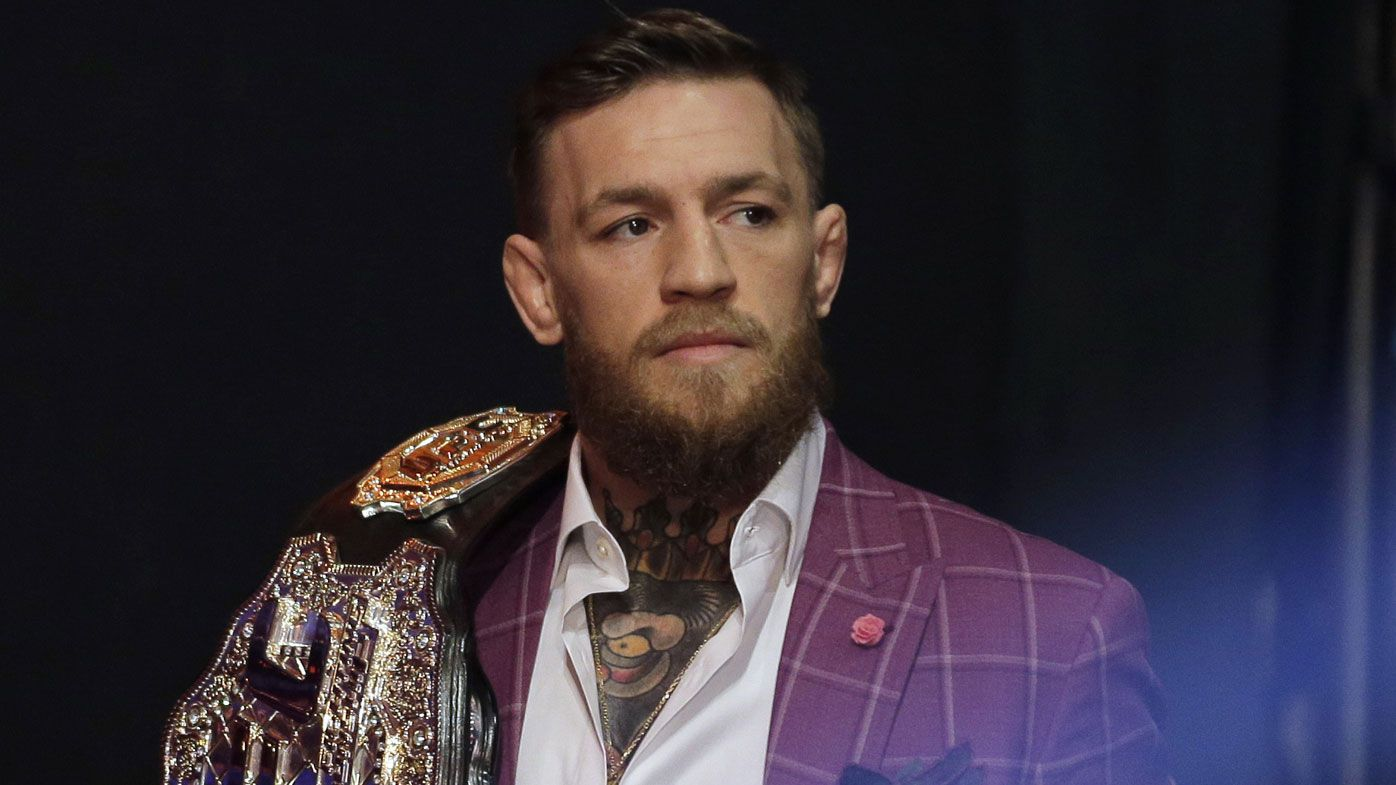 UFC star Conor McGregor accused of pub assault in Ireland