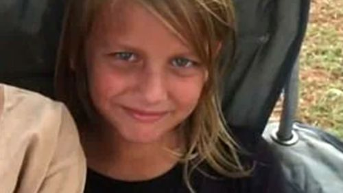 Harper Hansman was shot dead by her neighbour in a dispute over a violent dog.