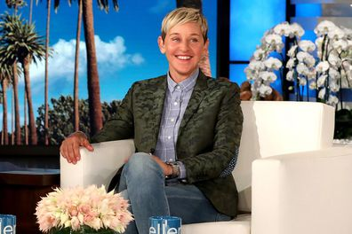 Ellen DeGeneres announces end of talk show.