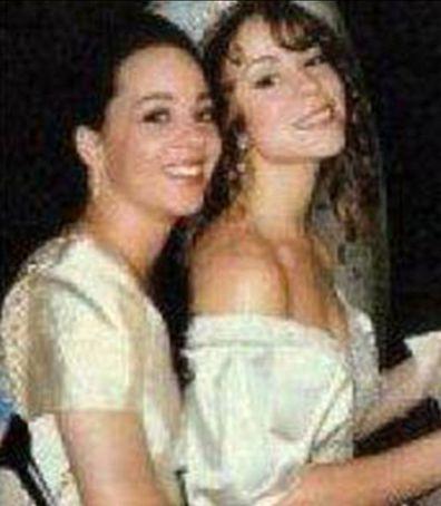 Allison Carey, Mariah Carey,  wedding, 1993