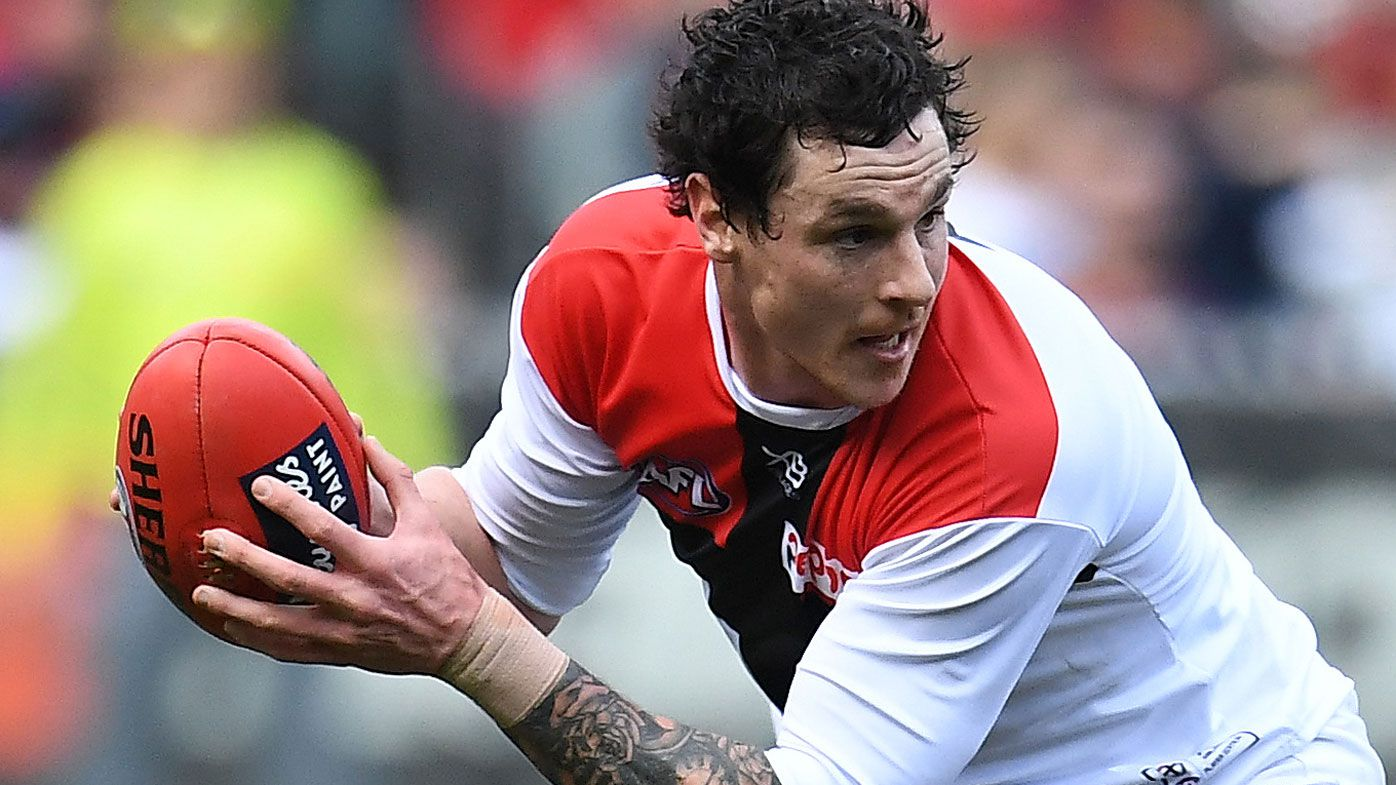 Saints ace Jake Carlisle set to miss most of AFL season with back injury