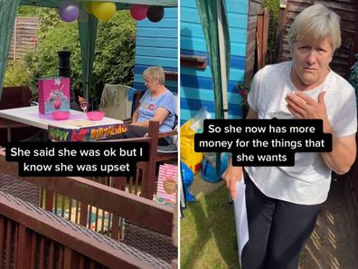 Son devastated after none of his mum's friends showed up to her birthday party - but he had a special surprise