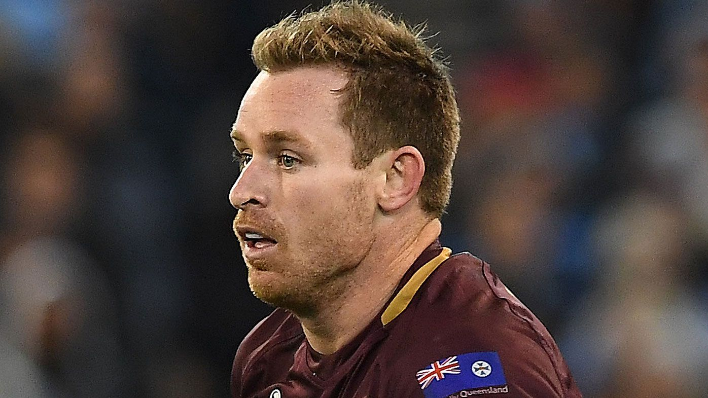 Morgan in doubt for Qld Origin with injury