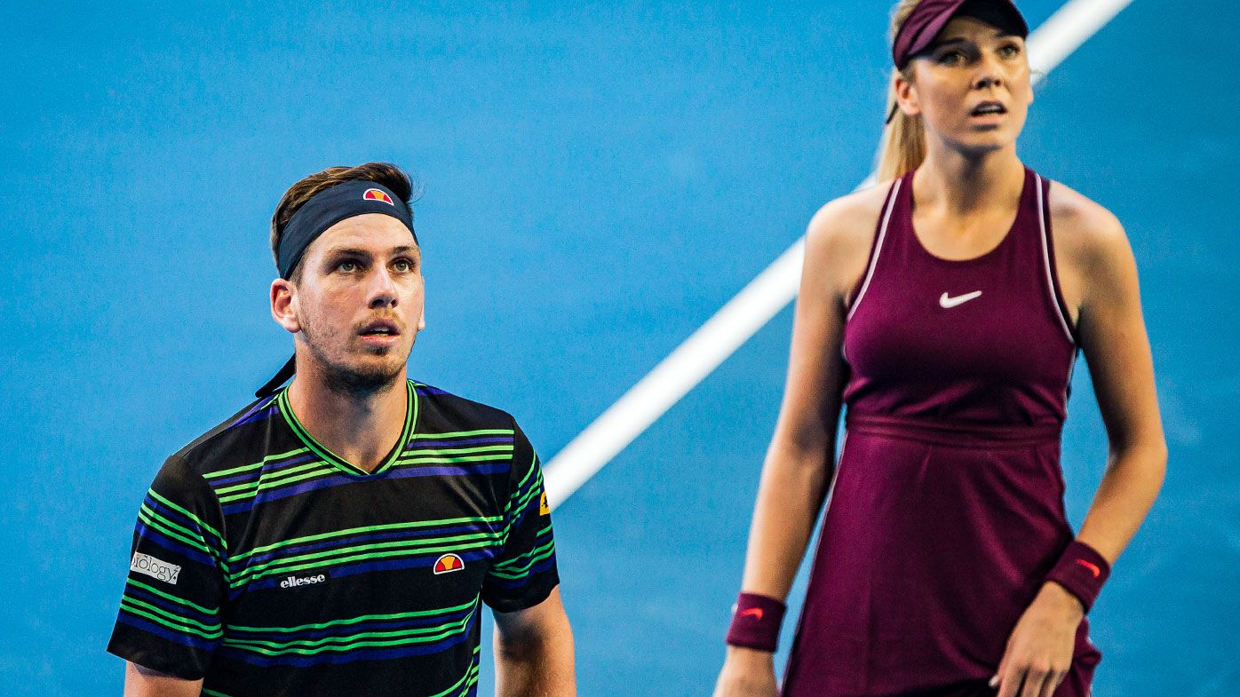 Hopman Cup day one rolling coverage as Australian summer of tennis gets started