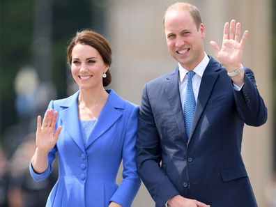 Kate and William awarded damages over topless photo scandal, September 2017