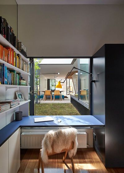Mills, The Toy Management House by Austin Maynard Architects,Victoria