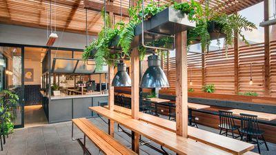 Whistle & Flute, Unley SA - nominated for best cafe design