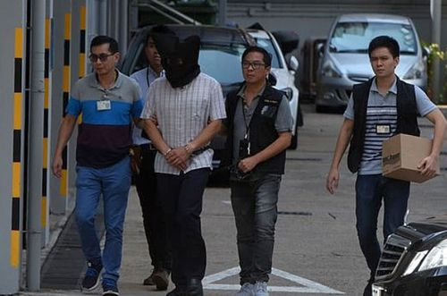 Hong Kong murder accused used gym ball to gas family